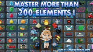 Download The Sandbox Evolution 2021 (MOD, Unlimited Money) free on android 3