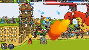 Download Grow Castle 2021 (MOD, Unlimited Coins) free on android 3