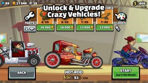 Download Hill Climb Racing 2 2021 (MOD, Unlimited Money) free on android 3