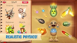 Download Kick the Buddy 2021 (MOD, Unlimited Money/Gold) 4