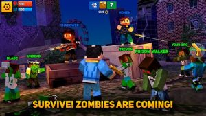 Download Block City Wars 2021 (MOD, Unlimited Money) free on android 4