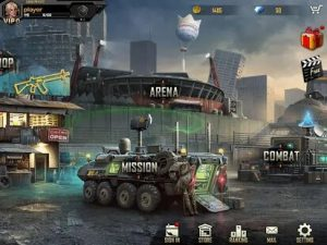 Defender Z 1.1.14 MOD APK Unlimited Shopping 2021 Latest 4