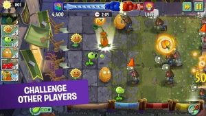 Download Plants vs Zombies 2 (MOD, Unlimited Coins/Gems) 2021 free on android 4