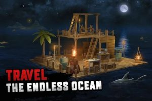 Download Raft Survival: Ocean Nomad mod APK 2021 (Unlimited Coins) 1.181 free on android 1