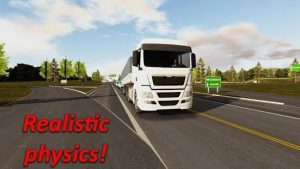 Download Heavy Truck Simulator mod apk 2021 (Unlimited Money) 1.976 free on android 1