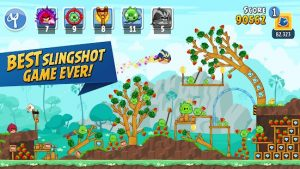 Download Angry Birds Friends mod apk 2021(Unlimited Boosters) 10.1.1 free on android 1