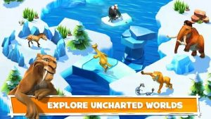 Ice Age Adventures 2.0.9a MOD APK (Unlimited Shopping + Anti Ban) Latest 2021 2
