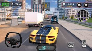 Download Drive for Speed: Simulator (MOD, Unlimited Money) 1.23.8 2