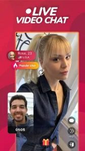 Download WHO – Live video chat & Match & Meet me Latest 2021 for android 2