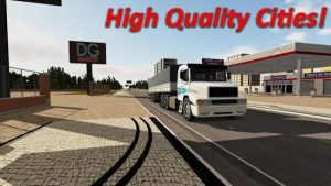 Download Heavy Truck Simulator mod apk 2021 (Unlimited Money) 1.976 free on android 2