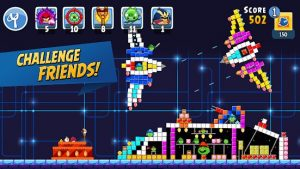Download Angry Birds Friends mod apk 2021(Unlimited Boosters) 10.1.1 free on android 2