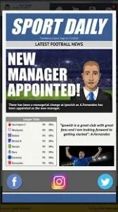 Club Soccer Director 2021 (MOD, Unlimited Money) Latest for android 3
