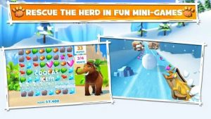 Ice Age Adventures 2.0.9a MOD APK (Unlimited Shopping + Anti Ban) Latest 2021 3