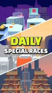Download Parkour Race mod APK 2021 (Unlocked) 1.8.0 free on android 4