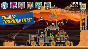 Download Angry Birds Friends mod apk 2021(Unlimited Boosters) 10.1.1 free on android 3