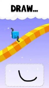 Download Draw Climber mod APK 2021 (Unlimited Coins) 1.12.04 1