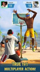 Download Basketball Stars 2021 (MOD, Fast Level Up) 1.34.1 free on android 1