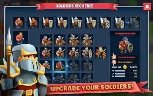 Download Game of Warriors 2021 (MOD, Unlimited Coins) 1.4.6 2