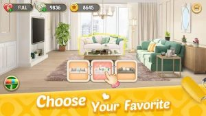 Download My Home – Design Dreams (MOD, Unlimited Money) 1.0.429 free on android 2