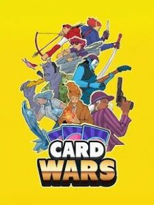 Download Card Wars – Adventure Time (MOD, Unlimited Coins) 4.0.0 latest 2