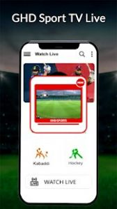 GHD TV SPORTS-GHD Live Cricket Tips 2021 free download for android 1