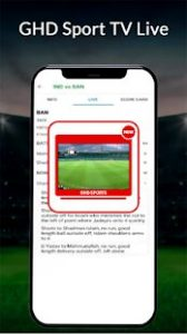 GHD TV SPORTS-GHD Live Cricket Tips 2021 free download for android 2