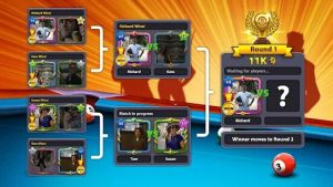 Download 8 Ball Pool (MOD, Long Lines) 4.9.1 free on android 4